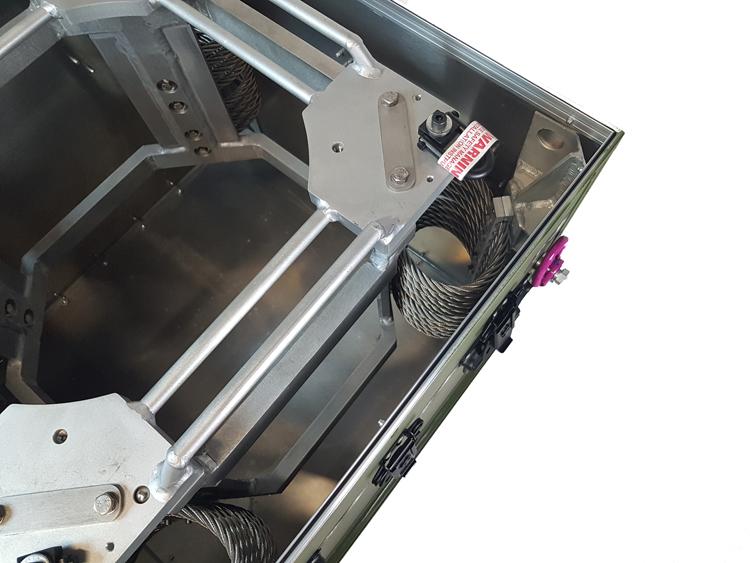 Caisse aluminium sur mesure